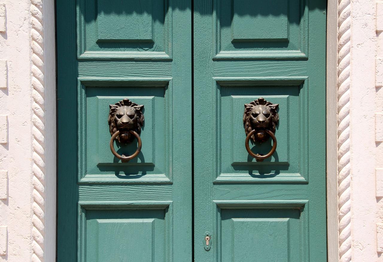 Quelle couleur pour repeindre ma porte d'entrée ?
