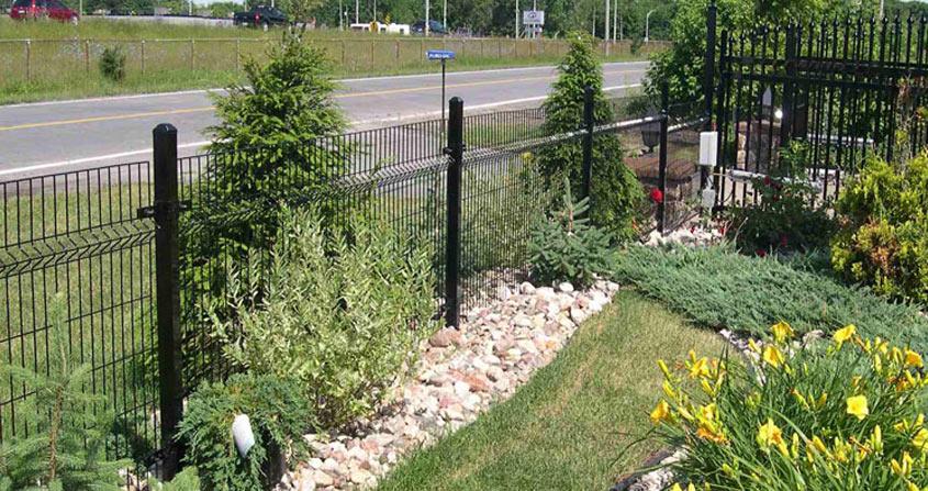 comment faire une cloture de jardin – Idées de décoration intérieure